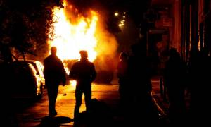 Επέτειος Γρηγορόπουλου: Πέντε συλλήψεις και 25 προσαγωγές στα Εξάρχεια