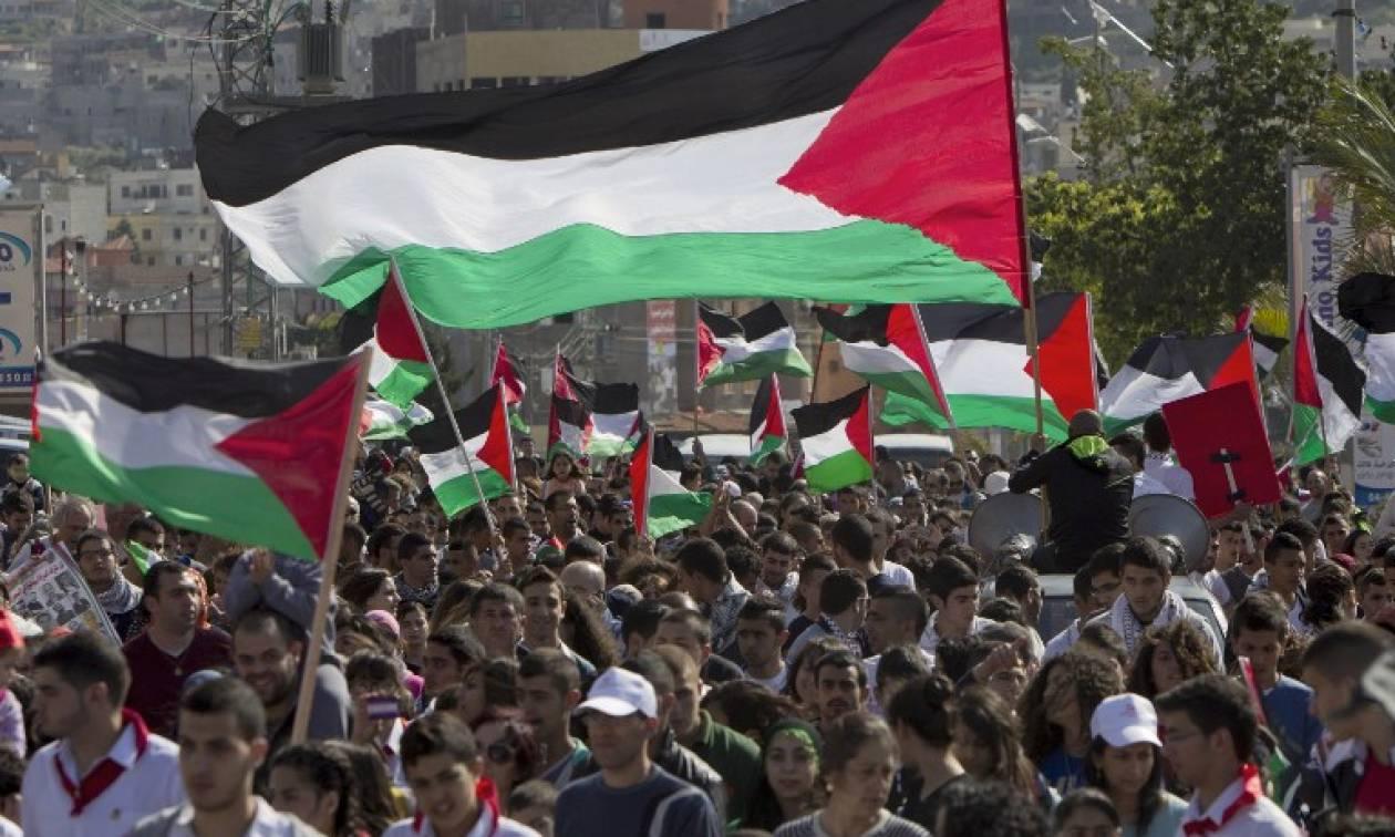 Με γενική απεργία και κινητοποιήσεις αντιδρά η Παλαιστίνη στην απόφαση για την Ιερουσαλήμ