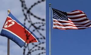 Η Βόρεια Κορέα θεωρεί ότι οι απειλές των ΗΠΑ καθιστούν τον πόλεμο αναπόφευκτο