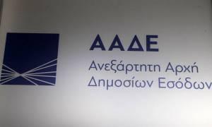 Οι οδηγίες της ΑΑΔΕ προς τις κατά τόπους φοροελεγκτικές Αρχές