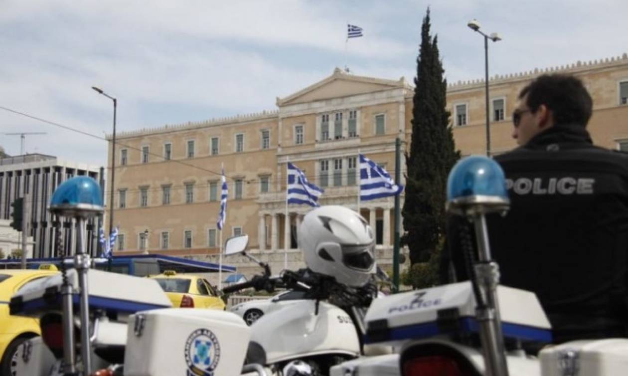 «Φρούριο» το κέντρο της Αθήνας για την επίσκεψη Ερντογάν - Δείτε τις κυκλοφοριακές ρυθμίσεις
