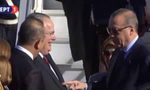 Επίσκεψη Ερντογάν στην Ελλάδα LIVE: Σε βαρύ κλίμα οι συναντήσεις με Τσίπρα - Παυλόπουλο