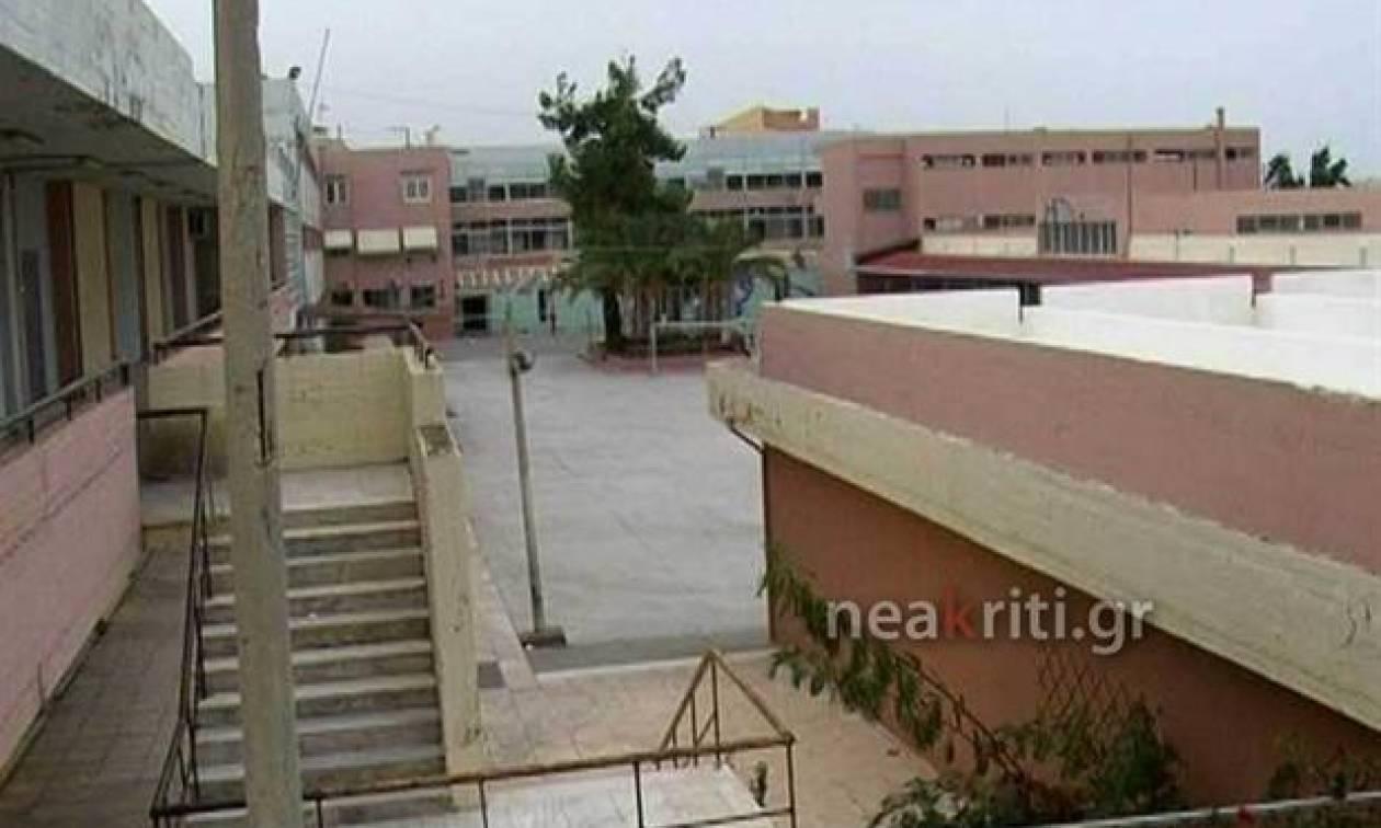 Απίστευτο περιστατικό στο Ρέθυμνο: Μαθητής έστειλε στο νοσοκομείο τον καθηγητή του