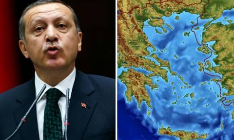 Επίσκεψη Ερντογάν: Ποιες αλλαγές στα σύνορα ζητά ο «σουλτάνος»;