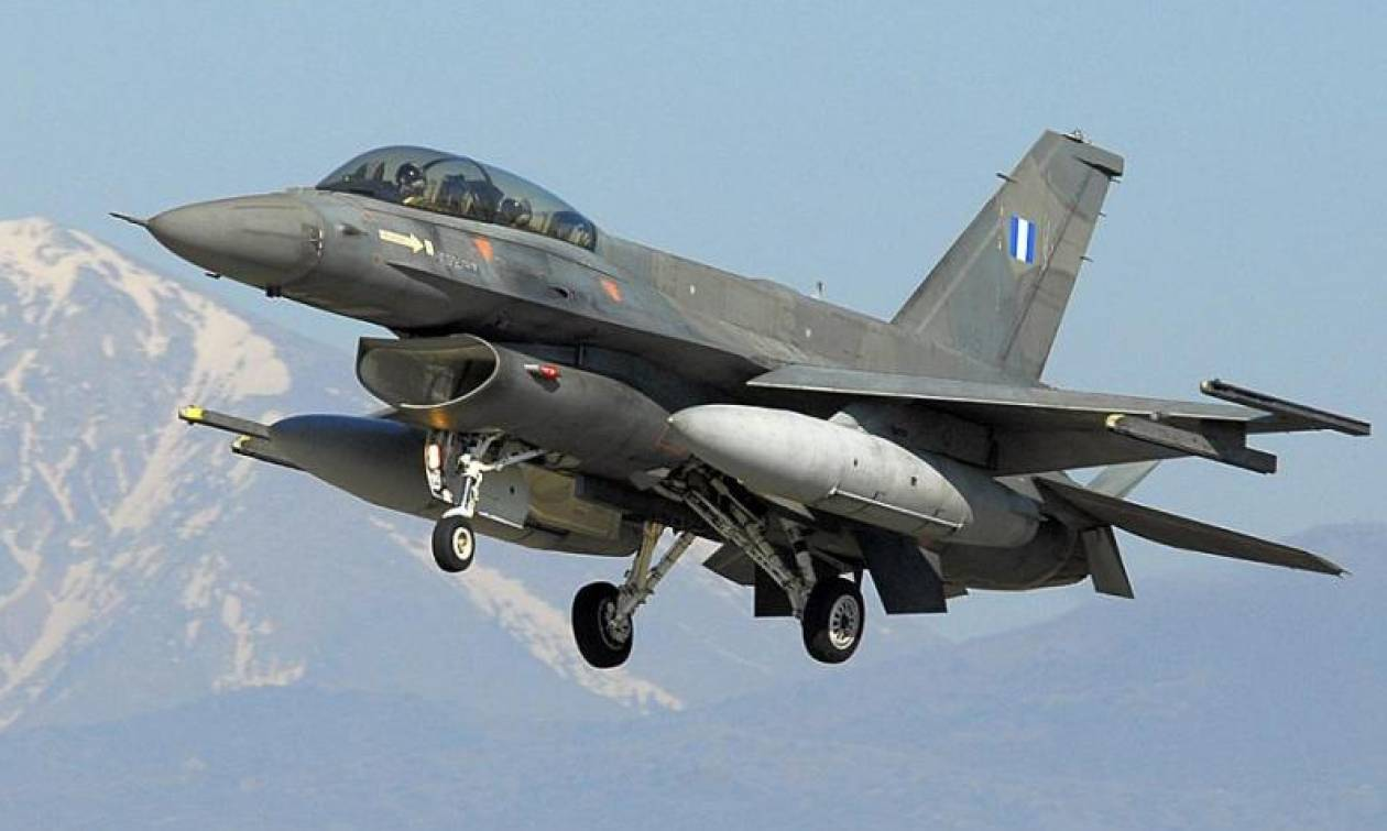Εντολή στους Έλληνες πιλότους: Μην περάσει κανένα τουρκικό μαχητικό στο FIR Αθηνών