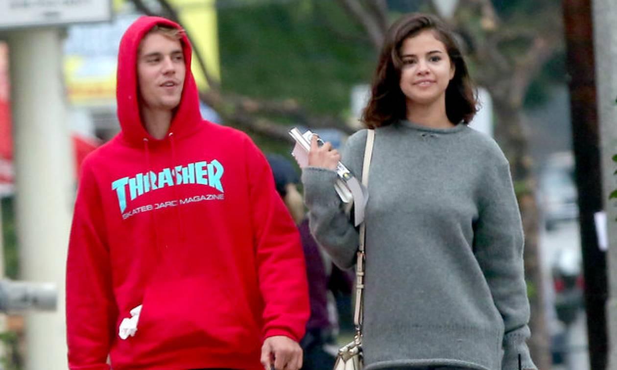 Η είδηση για τους Selena Gomez και  Justin Bieber που θα προβληματίσει πολλούς