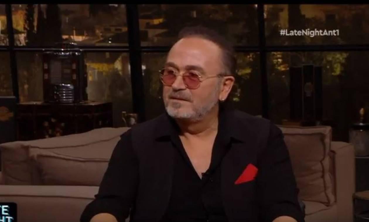 Ο Σταμάτης Γονίδης ανακοίνωσε τα ευχάριστα - Νέο μέλος στην οικογένειά του
