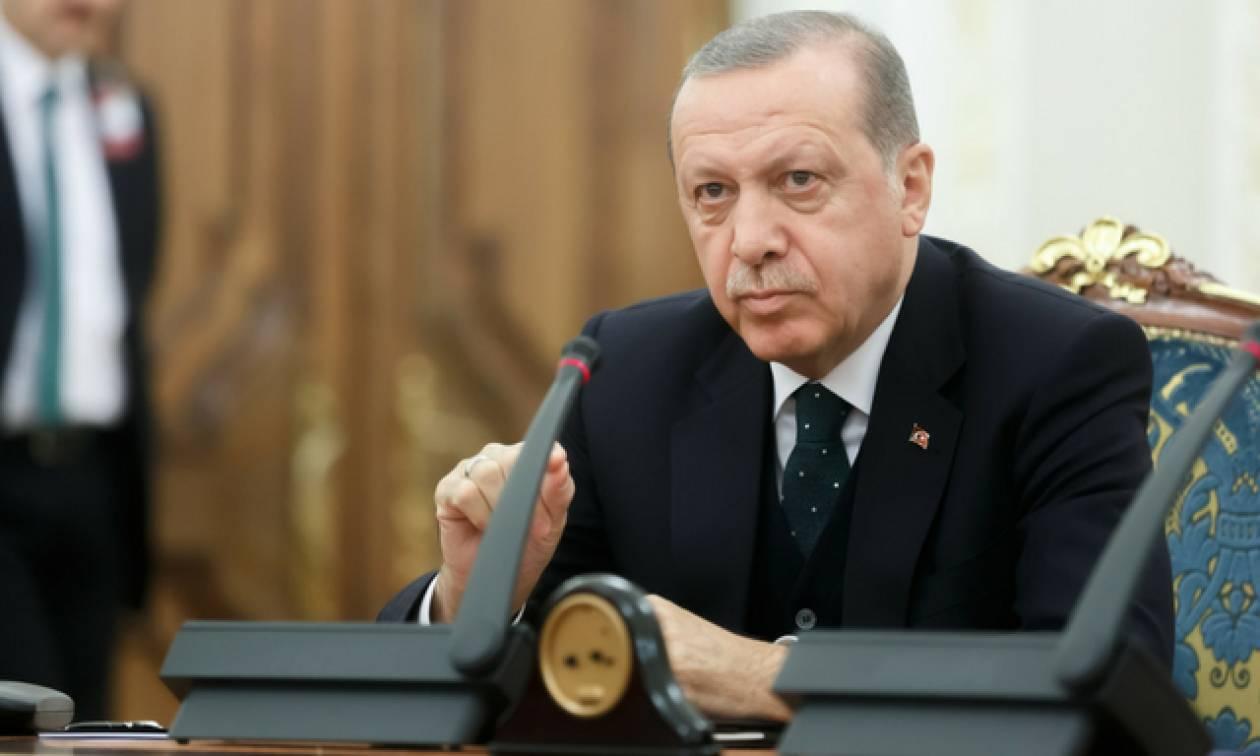 Ταγίπ Ερντογάν: Μια επίσκεψη χωρίς μέλλον