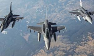 Τουρκικά μαχητικά παραβίασαν το FIR Αθηνών κατά την άφιξη Ερντογάν