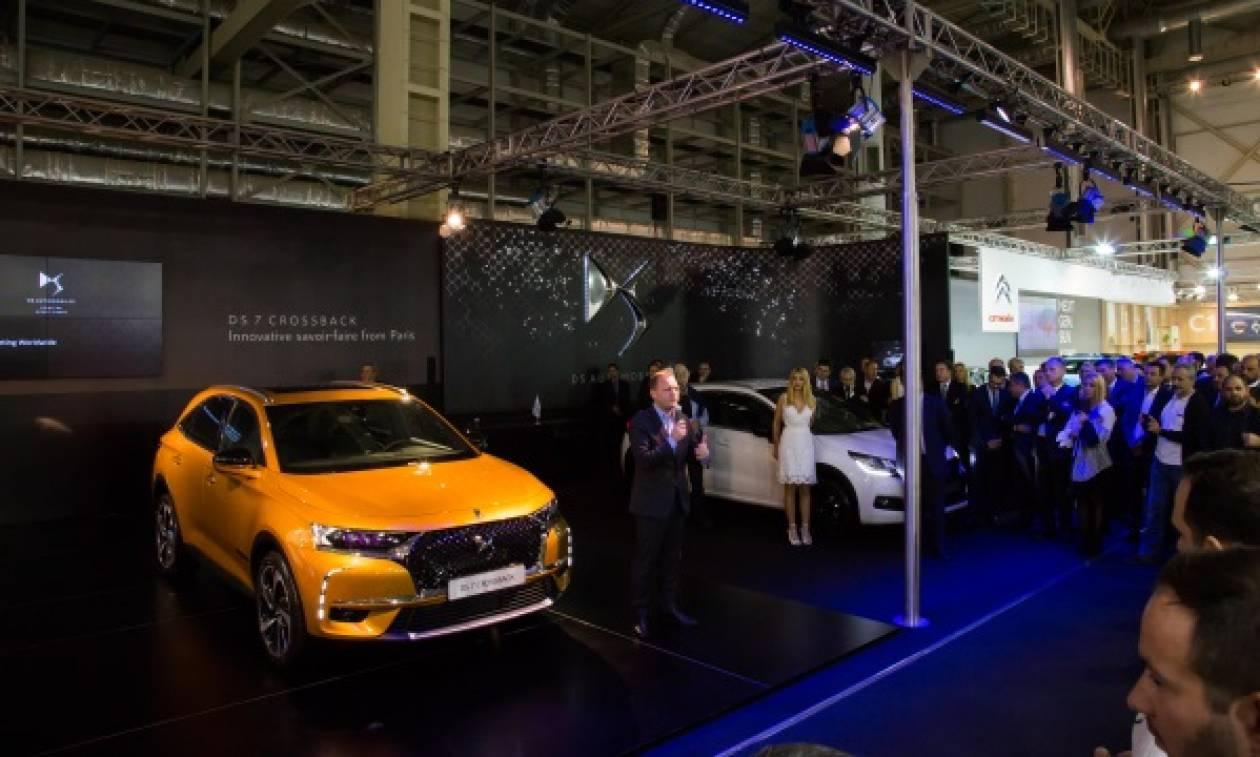 DS 7 Crossback: Το νέο SUV της DS Automobiles στην «Αυτοκίνηση 2017»