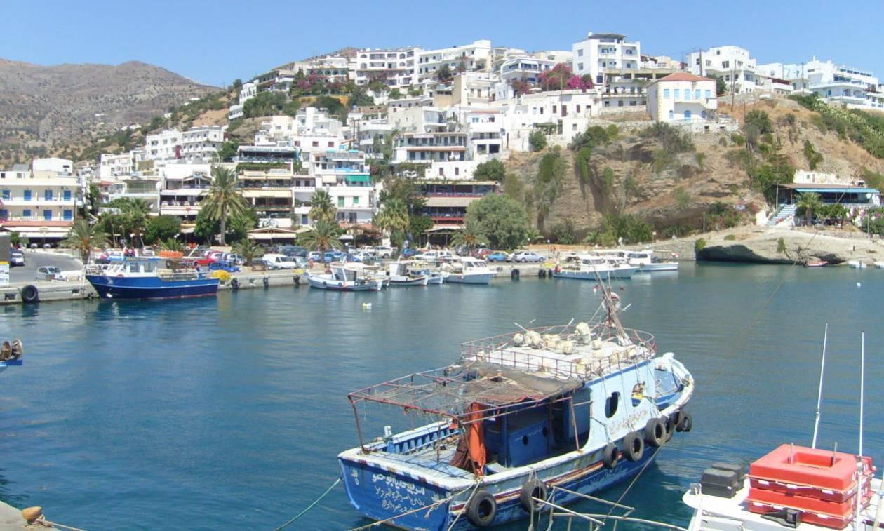 В Греции арестовано судно, перевозившее 6 тонн марихуаны