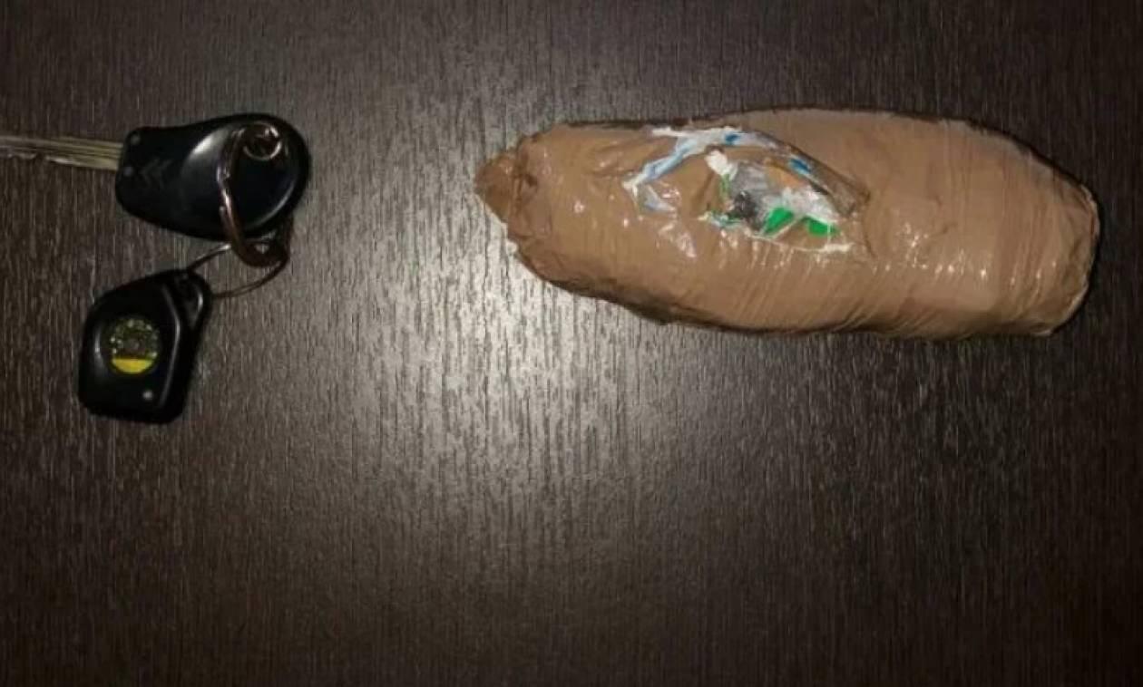 Χανιά: Απίστευτο! Δείτε που έκρυβε νεαρός Χανιώτης την ηρωίνη (pic)