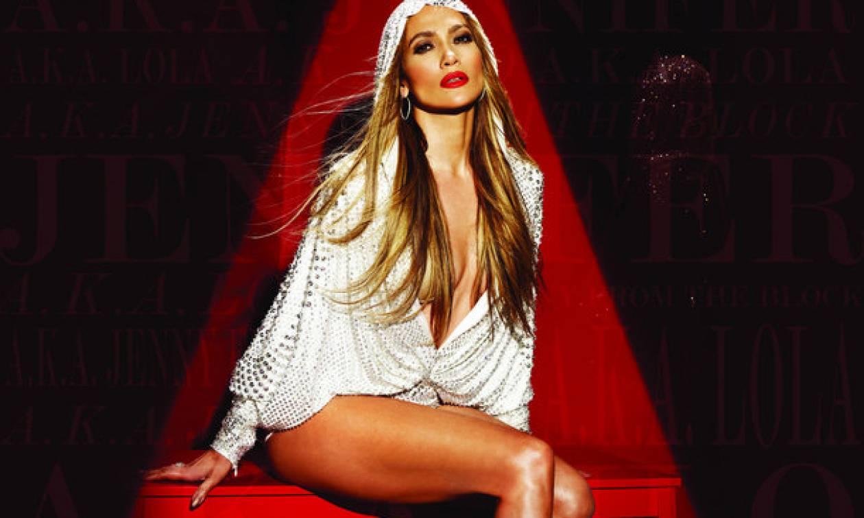 Μόνο η J.Lo θα εμφανιζόταν με φόρμα, χωρίς μακιγιάζ και κότσο και θα έδειχνε θεά