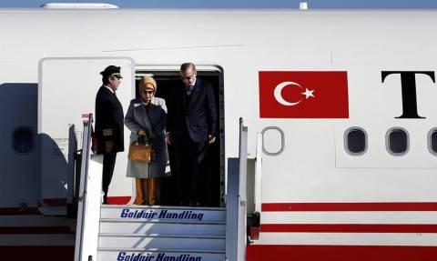 «Φρούριο» η Κομοτηνή – Ετοιμάζουν φιέστα για την επίσκεψη Ερντογάν