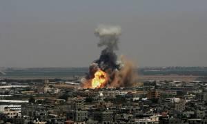 Μυρίζει «μπαρούτι» η Μέση Ανατολή: Το Ισραήλ βομβάρδισε τη Γάζα