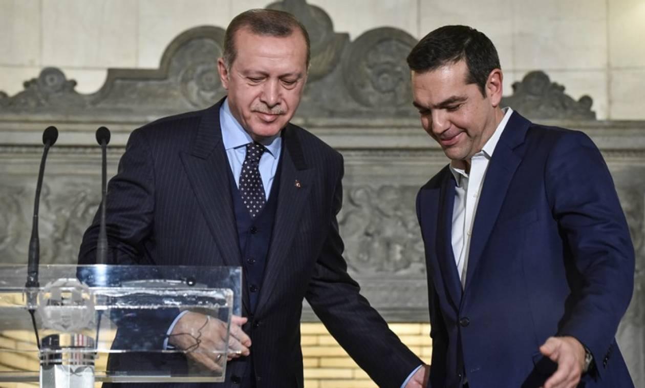 Τι συμφώνησαν Τσίπρας – Ερντογάν