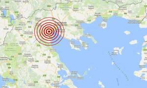 Σεισμός κοντά στο Αιγίνιο - Αισθητός σε πολλές περιοχές (pics)