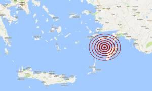 Σεισμός ταρακούνησε τη Ρόδο (pics)