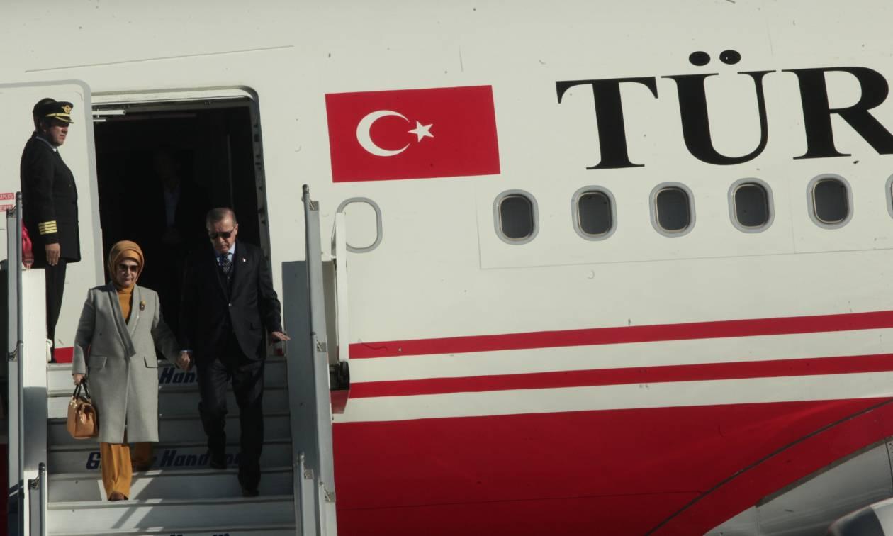 Επίσκεψη Ερντογάν: Το πρόγραμμα του «σουλτάνου» στην Κομοτηνή