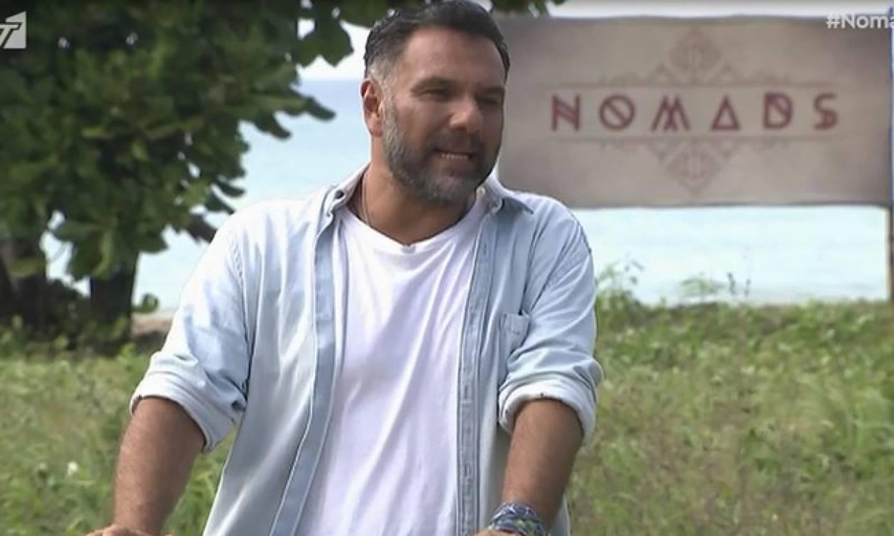 Nomads: Η ανακοίνωση του Αρναούτογλου για τις αλλαγές στο ριάλιτι και ο ρόλος του κοινού