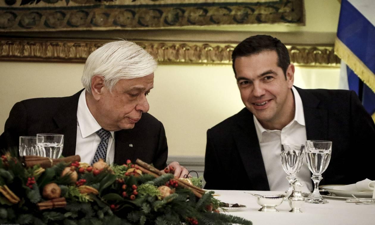 Παυλόπουλος και Τσίπρας «αναχαίτισαν» τον Ερντογάν (vid)