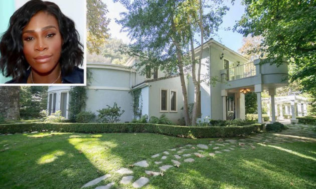 Η Serena Williams πουλάει το σπίτι της 12 εκατ. δολάρια - Οι φωτογραφίες θα σας αφήσουν άφωνους