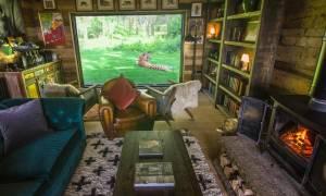 Απίστευτο: Έφτιαξαν ξενοδοχείο μέσα σε ζωολογικό κήπο!