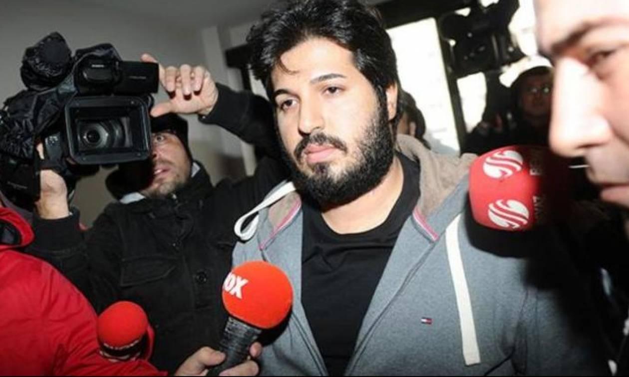 Ζαράμπ: Προσπάθησαν να δολοφονήσουν τον ταμία του Ερντογάν στη φυλακή
