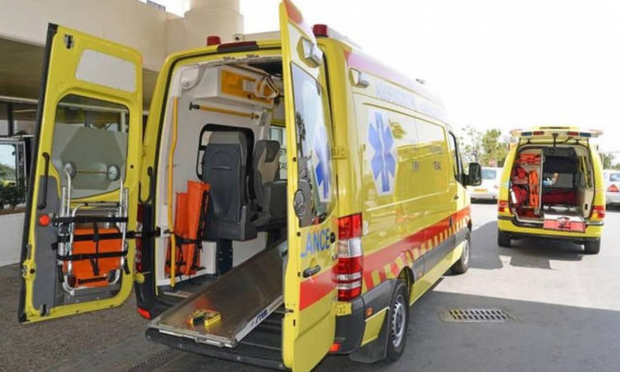 Στο νοσοκομείο 8χρονο αγοράκι σε σοβαρή κατάσταση - Άναψε φωτιά με φίλο του σε χόρτα