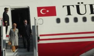 Επίσκεψη Ερντογάν LIVE: Η αναχώρηση του «σουλτάνου» για την Κομοτηνή