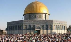 «Φρούριο» η Ιερουσαλήμ για τη Μεγάλη Προσευχή