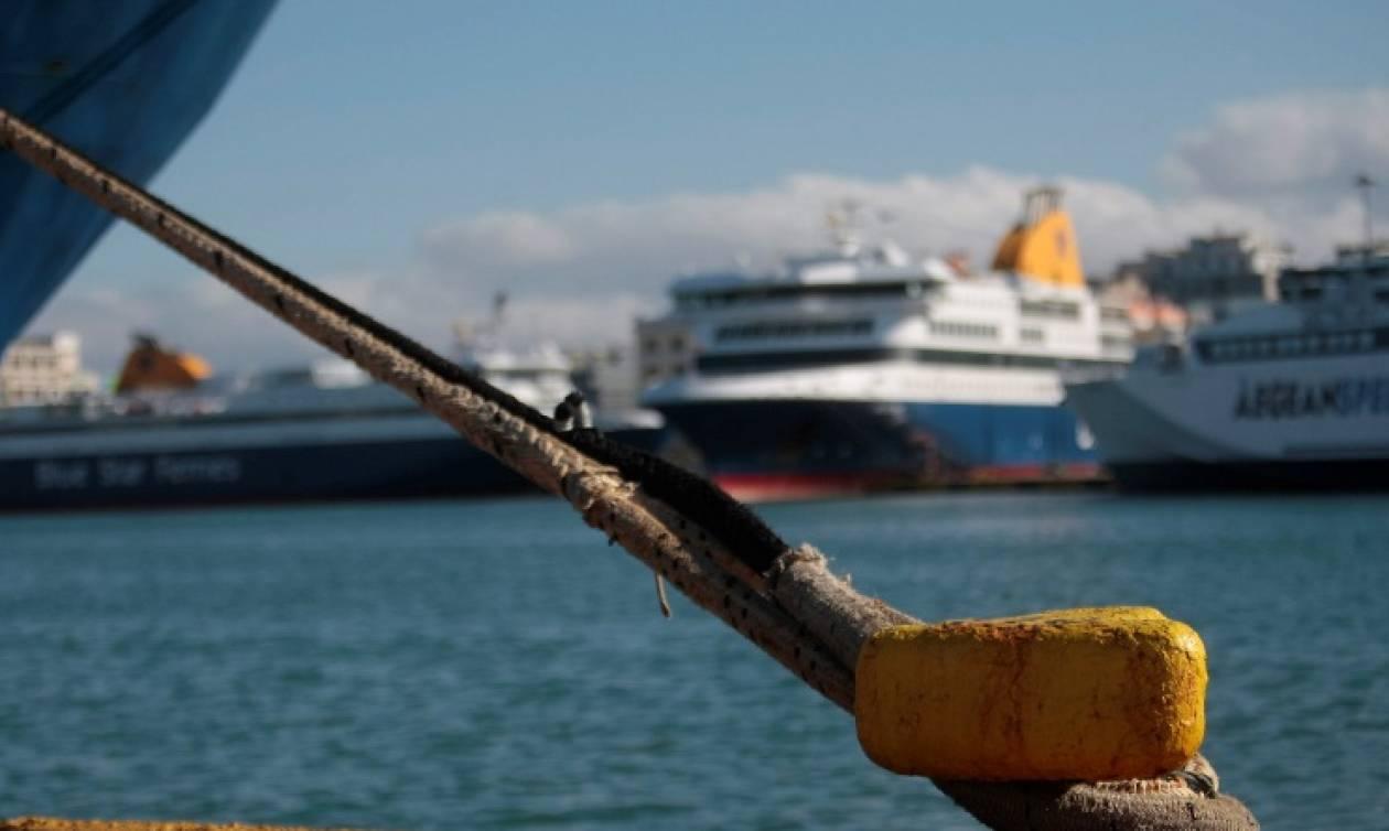 Απεργία ΠΝΟ: Δεμένα τα πλοία στις 14 Δεκεμβρίου