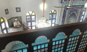 Αποστολή στη Θράκη: Αυτό είναι το τζαμί που προσεύχεται ο Ερντογάν (ΑΠΟΚΛΕΙΣΤΙΚΕΣ ΕΙΚΟΝΕΣ)