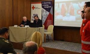 Ηλεκτρονικά μαθήματα Α΄ Βοηθειών από τον Ελληνικό Ερυθρό Σταυρό και την SQLearn (pics)