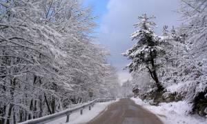 Έκτακτο δελτίο καιρού - Προσοχή! Έρχεται σε λίγες ώρες ισχυρή κακοκαιρία με χιόνια - Πού θα χτυπήσει