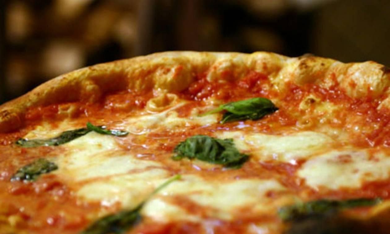Η ναπολιτάνικη πίτσα είναι πλέον πολιτιστικό αγαθό της Unesco