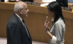 Η Ουάσινγκτον πιο απομονωμένη από ποτέ στον ΟΗΕ για το φλέγον ζήτημα της Ιερουσαλήμ (Vid)