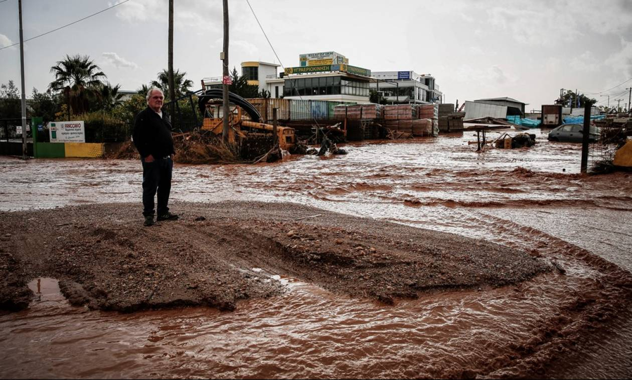 """Συγκλονίζει Ελληνίδα τραγουδίστρια: «Έχασα το """"γιο"""" μου στις πλημμύρες της Μάνδρας»"""
