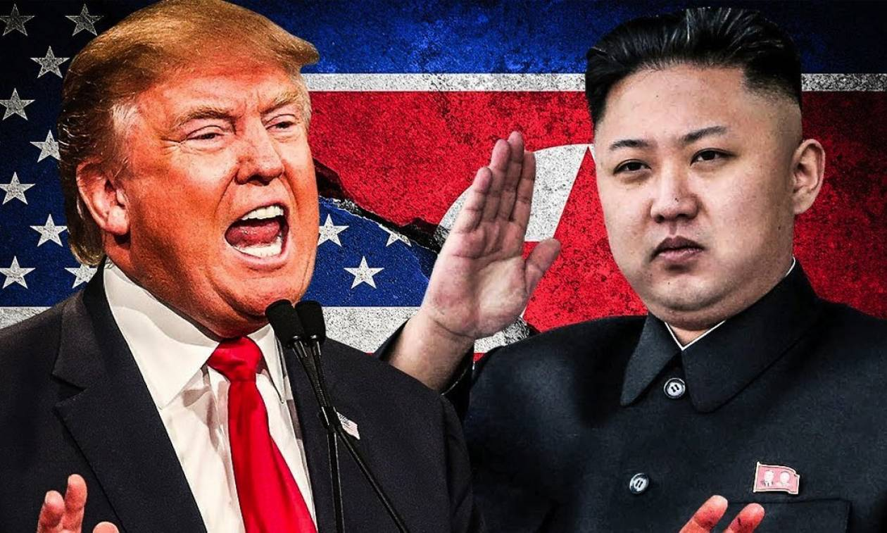 Με χυδαίες ύβρεις «απασφάλισε» ο Κιμ Γιονγ Ουν κατά του Τραμπ για την Ιερουσαλήμ