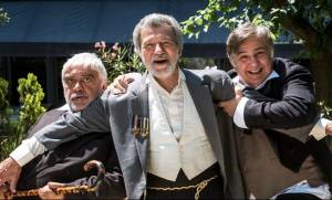 Ήρωες, στο Νέο Θέατρο Κατερίνα Βασιλάκου