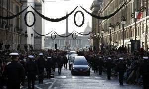 Τζόνι Χαλιντέι: Το τελευταίο αντίο και το τελευταίο σόου (pics)