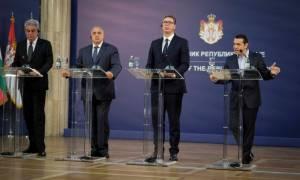 Σύνοδος Βελιγράδι – Τσίπρας: Να γίνει ιστορικό έτος το 2018 για τα Βαλκάνια