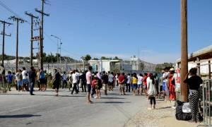 Μυτιλήνη: Τουλάχιστον 408 πρόσφυγες αποχώρησαν το τελευταίο 24ωρο
