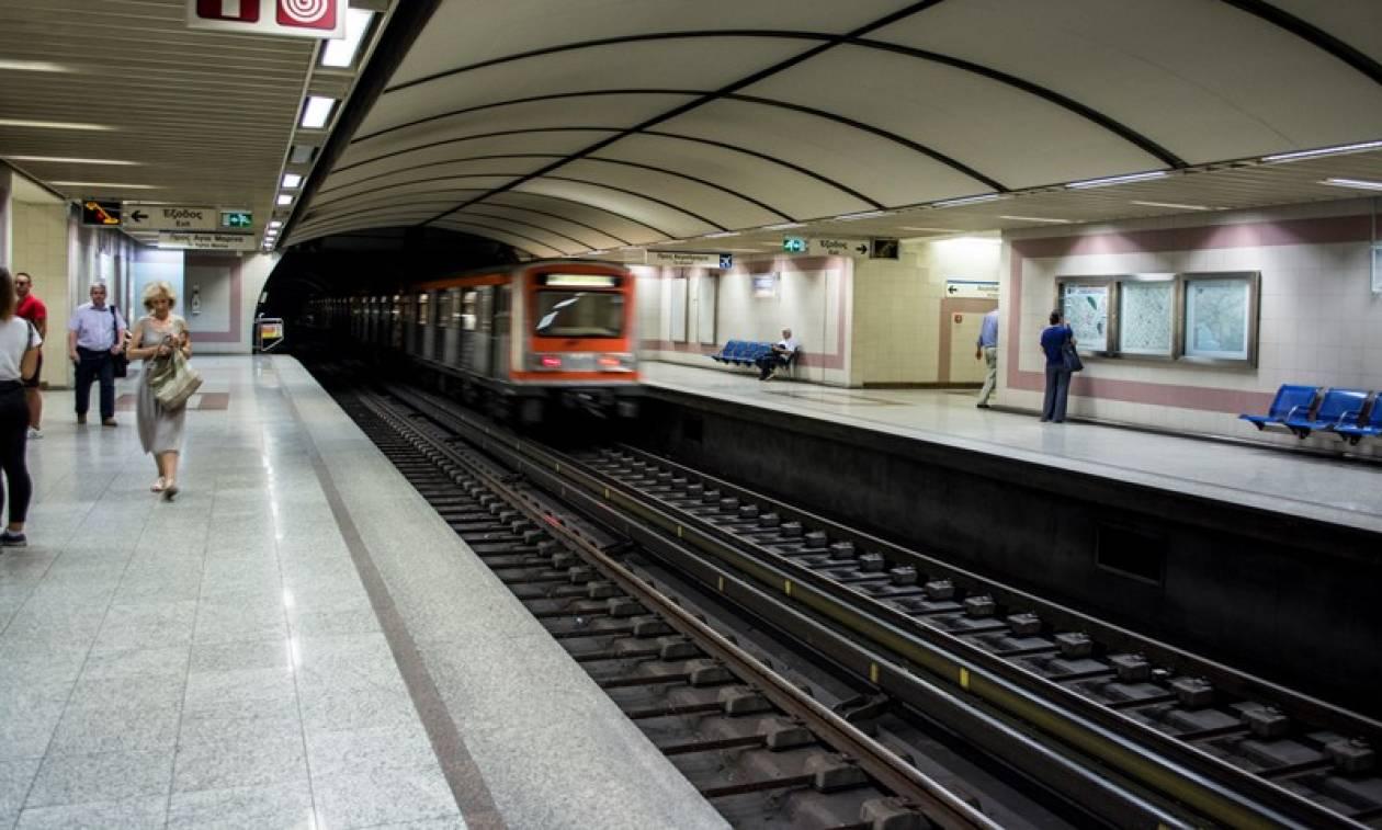 Στο ΚΑΤ ο άνδρας που έπεσε στις ράγες του Μετρό