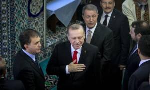 Προκαλεί ο Ερντογάν: Δέσμευσε με NAVTEX το Αιγαίο και την Κύπρο