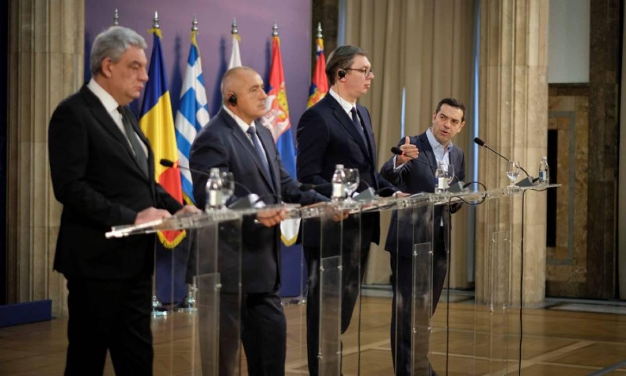 Νέα περιφερειακή δυναμική στην ΕΕ από την τετραμερή Σύνοδο στο Βελιγράδι
