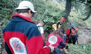 Τραγωδία στον Όλυμπο: Νεκρός ο ορειβάτης που έπεσε σε γκρεμό