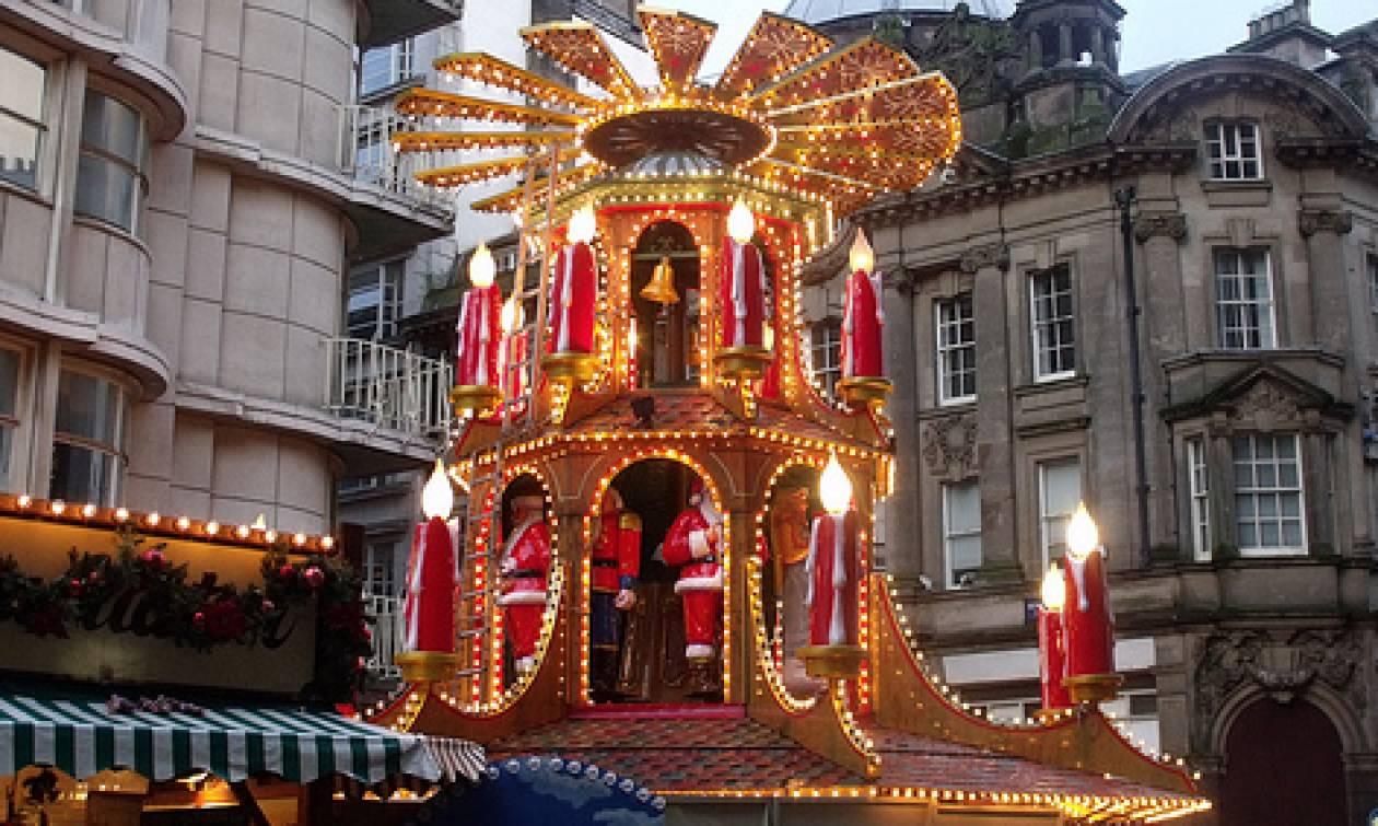 Χριστούγεννα στην Αγγλία: Ποιες είναι οι χριστουγεννιάτικες αγορές που πρέπει να επισκεφτείτε