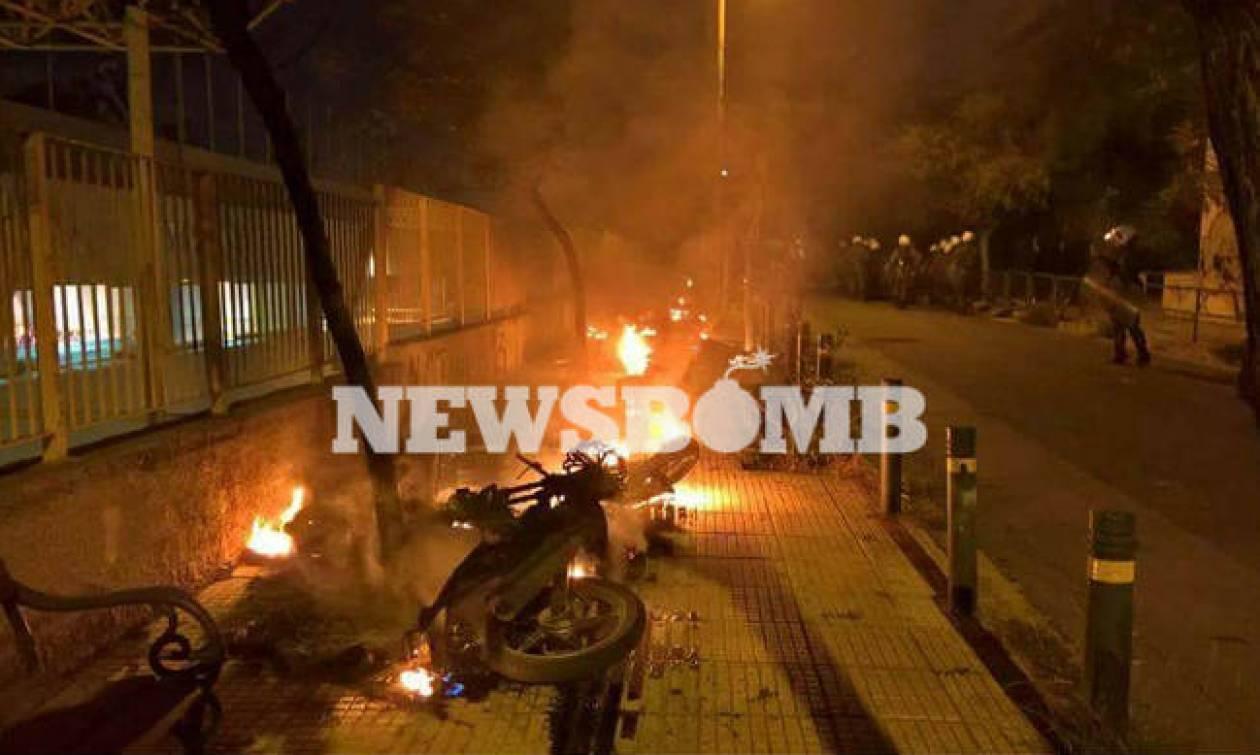 Εννέα συλλήψεις για τα επεισόδια μετά τον χθεσινό αγώνα βόλεϊ στο Μετς