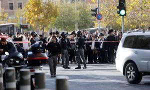 Συναγερμός στο Ισραήλ: Παλαιστίνιος μαχαίρωσε σοβαρά φύλακα ασφαλείας στην Ιερουσαλήμ (Pics+Vid)